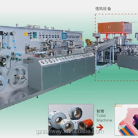 Toothpaste Laminated Tube Making Machines ABL
