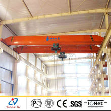 pendant control electric traveling single girder shed overhead crane