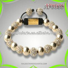 wholesale crystal equilibrium bracelet mens bracelet made in China