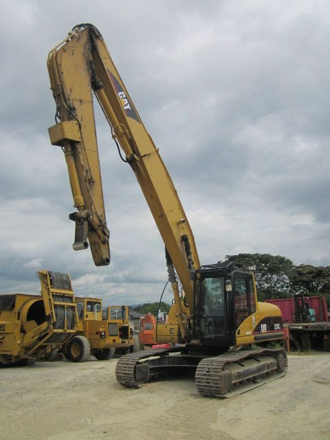 High Lift Japanese Digger Used Cat 320 CL<SOLD OUT>