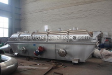 Vibration drying machine for borax