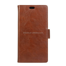 Bussiness mobile phone accessories PU Leather Wallet Stand Cell Phone Case Cover for LG Q6 G3 G4 G5 V8 V10