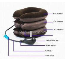 Air Cervical Neck Traction for Headache, Neck Tension and Pain Relief with Pump