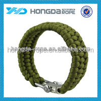 Wholesale fashion style 550 paracord emergency survival kit