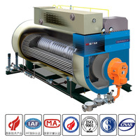 2 ton China Heat Recovery economizer Steam Boiler Inverter technology