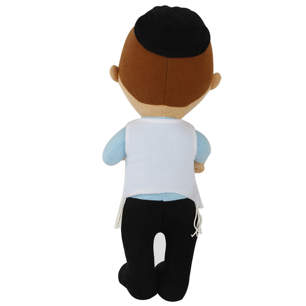 Shenzhen factory custom stuffed doll plush boy dolls