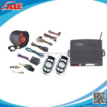New arrival sistema de alarma de coche one way car alarm with anti-hijacking hot selling in South America