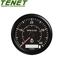 85mm Digital Tachometer Application for Motorcycle with High Working Voltage