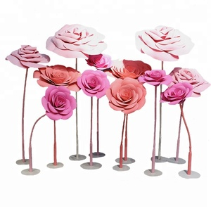 high quality bouquet decorative party wedding giant foam flowers