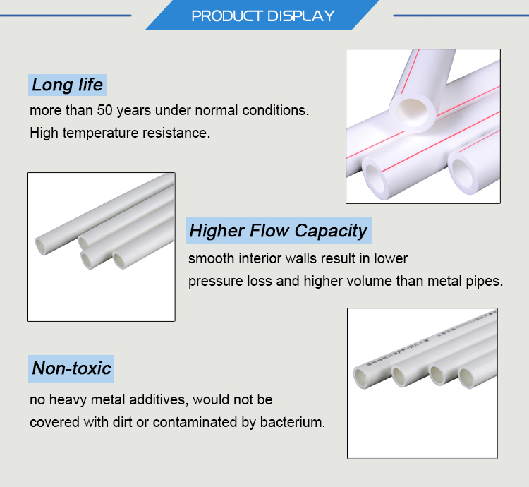 Energy Saving Garden Pipes For Water System