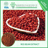 Best Quality ISO 9001 Certificate Factory Supply Natural Adzuki Bean Extract PowderBean Extract 10:1