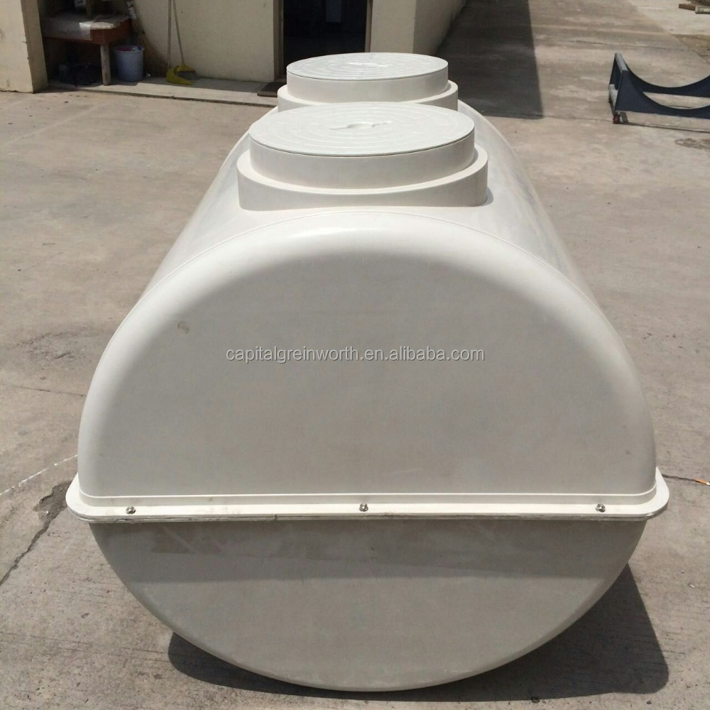 SMC Septic tanks,1-3m3, 1-3 chambers available
