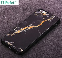 2016 New Designs back covers Marble phone case for iPhone 6 case Hybrid