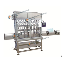 Sweet Mayonnaise sauce filling machine for canned sauce processing production line