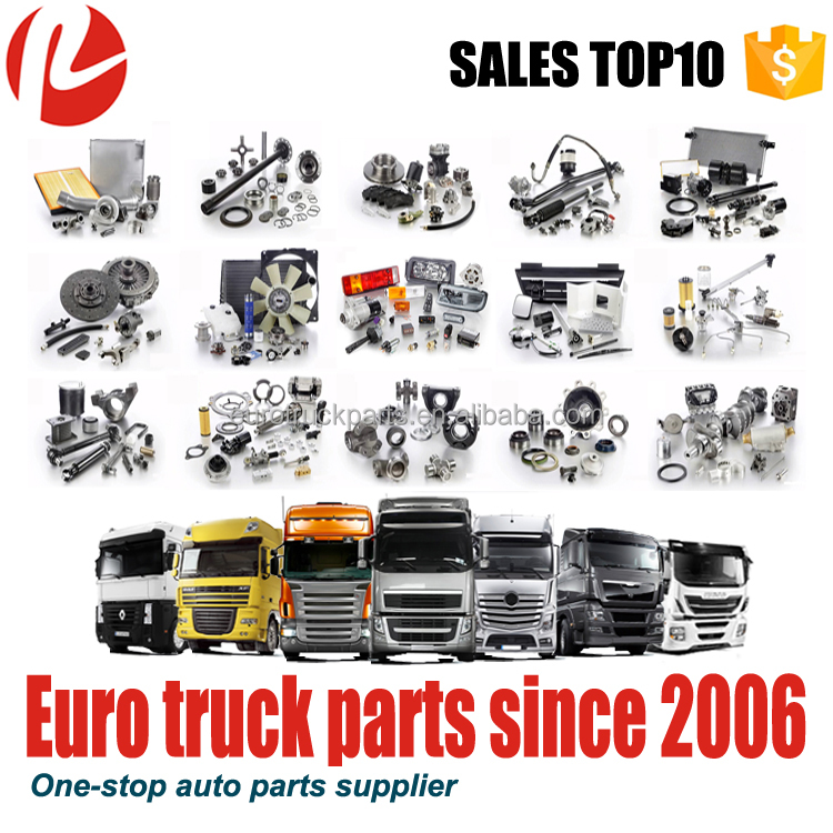 European Truck One Stop Supply High Quality Auto Spare Parts Car for Truck Parts