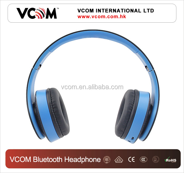 2016 Brand New High Quality FM Radio Bluetooth 4.0 Headset
