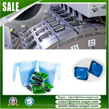 commercial industry mechanical atuomatic laundry liquid pod packing machine