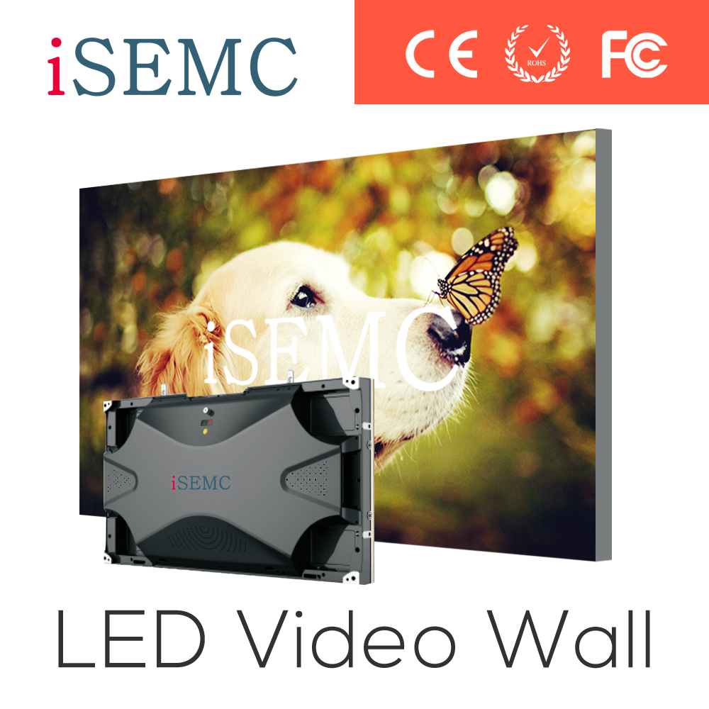 High quality indoor P4 HD Super Thin LED Screen Video xxx Image