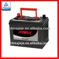 Manufacturing JIS Sealed Maintenance Free/MF Vehicle Battery(Car Battery) MF55D26L 12V60AH