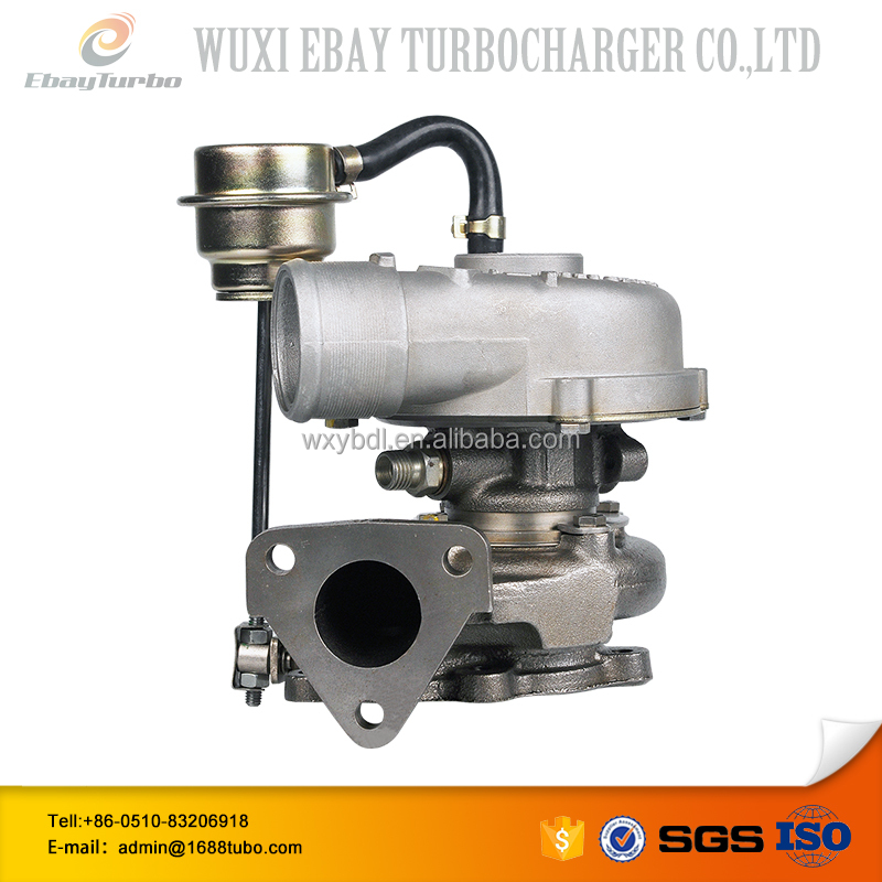 <strong>K04</strong> standard micro turbocharger spare parts and maintenance market