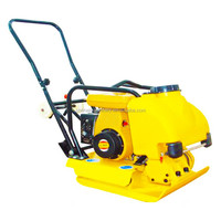 Factory directly selling gasoline Strong power Construction Road concrete plate compactor