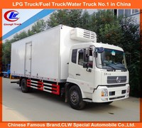 DONGFENG 4*2 180hp Refrigerated Truck for sale