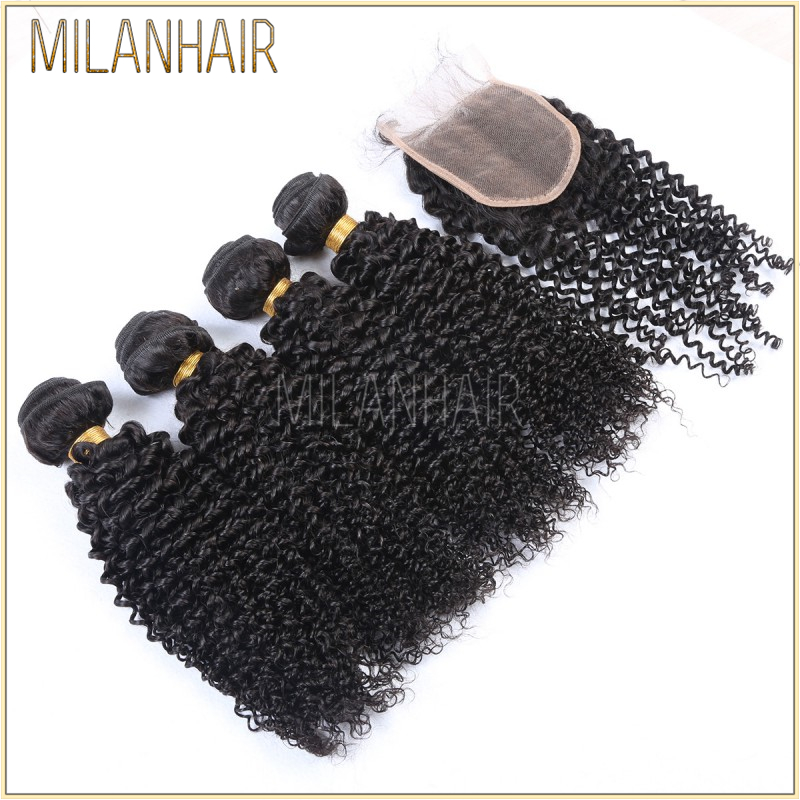 Brand Seller 100% Original Afro Kinky Curly Wholesale Brazilian Human Hair