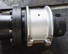 Full Spacer Grid Coupling for High Speed Motor Shaft