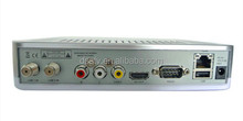 1year free Azamerica S922 HD Satellite Receptor Decoder Nagra3 for South America
