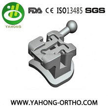 Dental Orthodontic self ligating bracket with CE\ISO\FDA