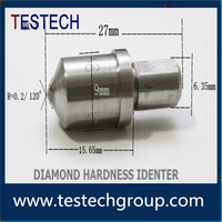 hot selling Diamond Indenter for Rockwell Hardness Indenter Calibration/hardness tester