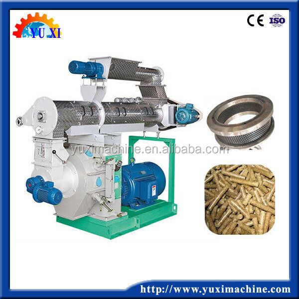 Factory recommend animal pellet supply plant/chicken/pig/sheep/cattle feed pellet machine for sale