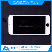Wholesale replacement digitizer screen assembly for iphone6 lcd