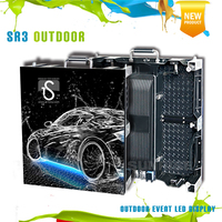Shenzhen Sunrise P3 Full Color Outdoor Electronic Led Screen