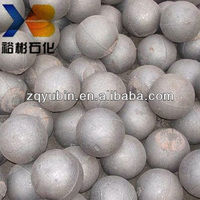 Casting Grinding Media Steel Ball For Iron Mine/Sag Mill