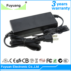 CE BS SAA Approved 12v charger for 12 volt lithium ion battery