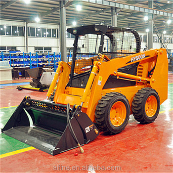Hot sale factory price HY700 mini skid loader
