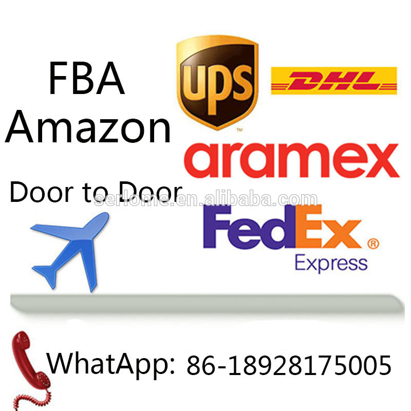DHL International Air Freight Amazon FBA Shipping Rates From Zhongshan To USA UK