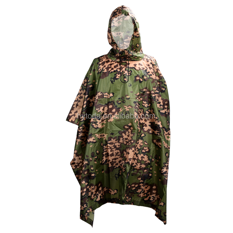 Handbag raincoat military wholesale reusable rain poncho