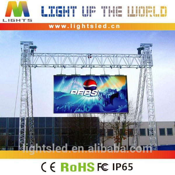 LightS magic show led digit board c1664r