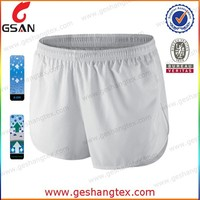 Popular white shorts high quality promotiom girls sexy shorts pant