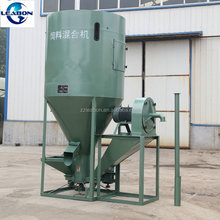 High output feed grinding and mixing machine for all kinds of animals