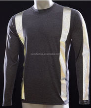 Decorative 5cm pinstripe reflective tape sew on sweater