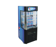 Glass Door Display Commercial Upright Pepsi Cooler