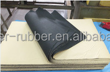 Waterproof adhesive Natural/ NR rubber matting