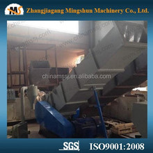 PC700 strong plastic pipe shredder / plastic pipe crusher / large pipe crusher