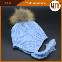 Warm Fashion Cute Soft Knit Hat Beanie Cap
