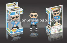 2013 new out Gangnam style electric toy