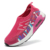 Hot sales Rose ladies fitness shoes Height increasing fitness shoes