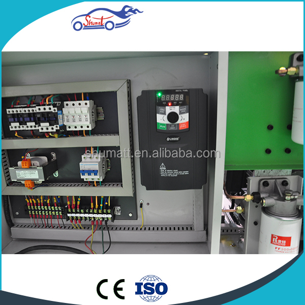 High quality common rail injector test bench suit Bos.ch Den so,Del.phi injector and repair test bench ZQYM418A